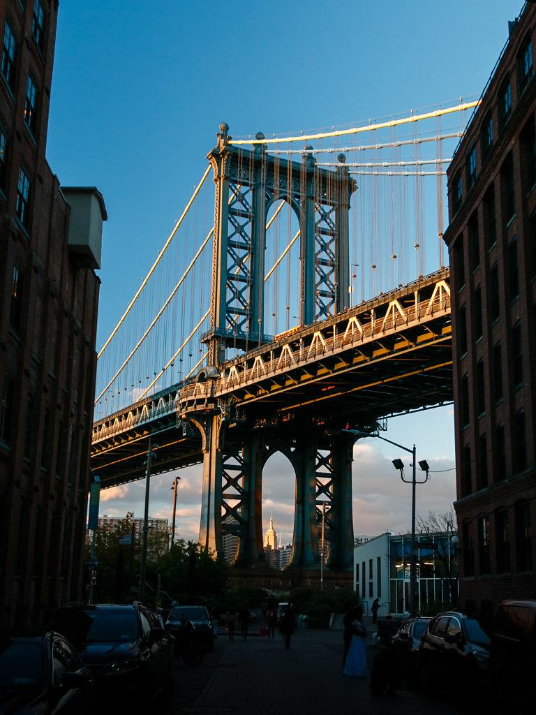 Manhattan Bridge / Dumbo