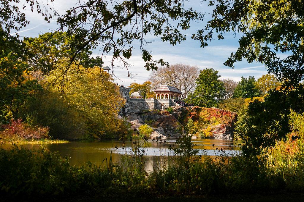 Central Park's Belvedere Castle